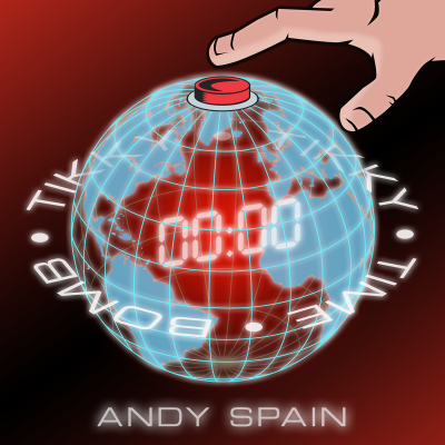 Tikky Tikky Time Bomb, by Andy Spain